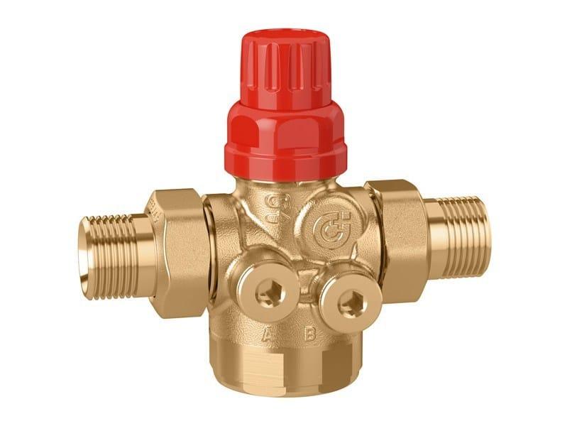 Pressure independent control valve (PICV) 145 Control valve - CALEFFI