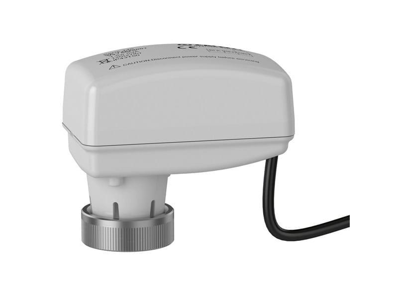 Proportional linear actuator for regulating valves 145 Actuator - CALEFFI