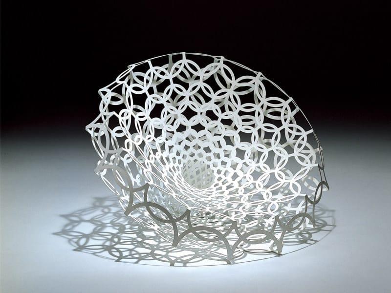 Steel armchair VERYROUND by Zanotta
