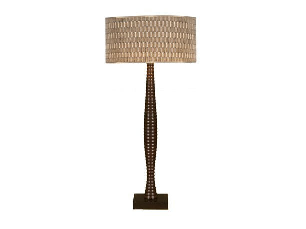 Wooden table lamp GIACOMO | Table lamp - Hamilton Conte Paris