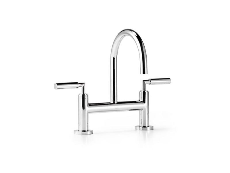 tara robinet pour lavabo 2 trous by dornbracht design. Black Bedroom Furniture Sets. Home Design Ideas