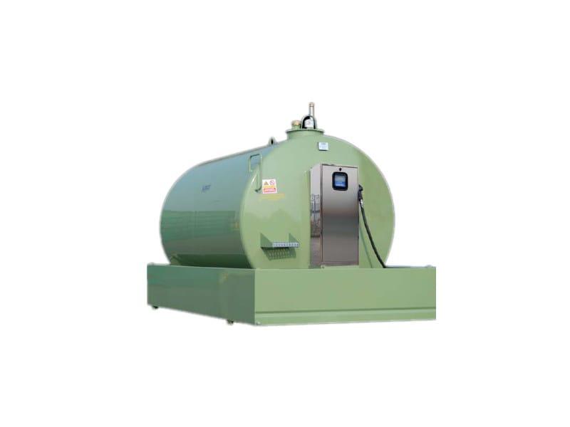 Basin, cistern and tank for water works TF/GAMBA FIMAC - EMILIANA SERBATOI