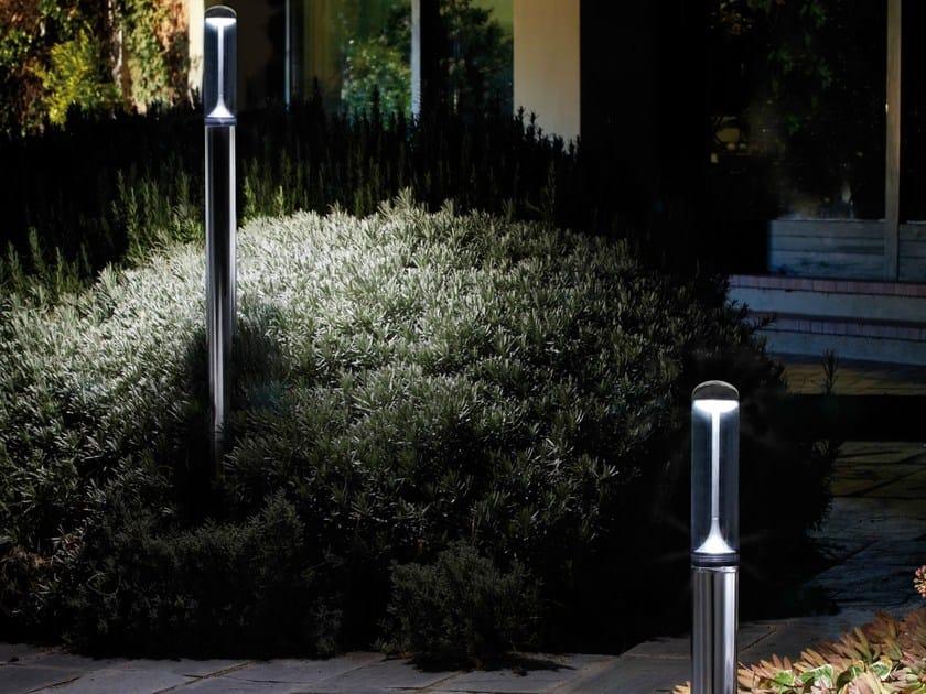 LED bollard light I-MAGO - Goccia Illuminazione