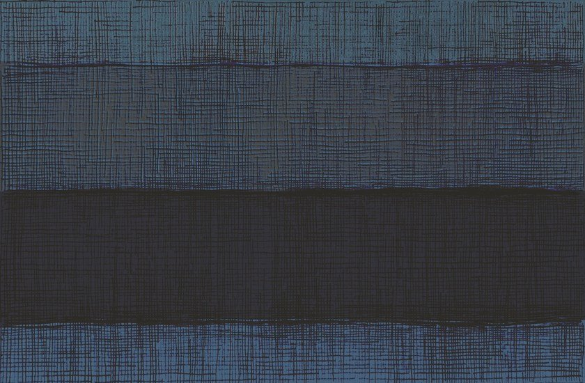 Rectangular striped rug SW RUGS AULA #4 - STELLAR WORKS