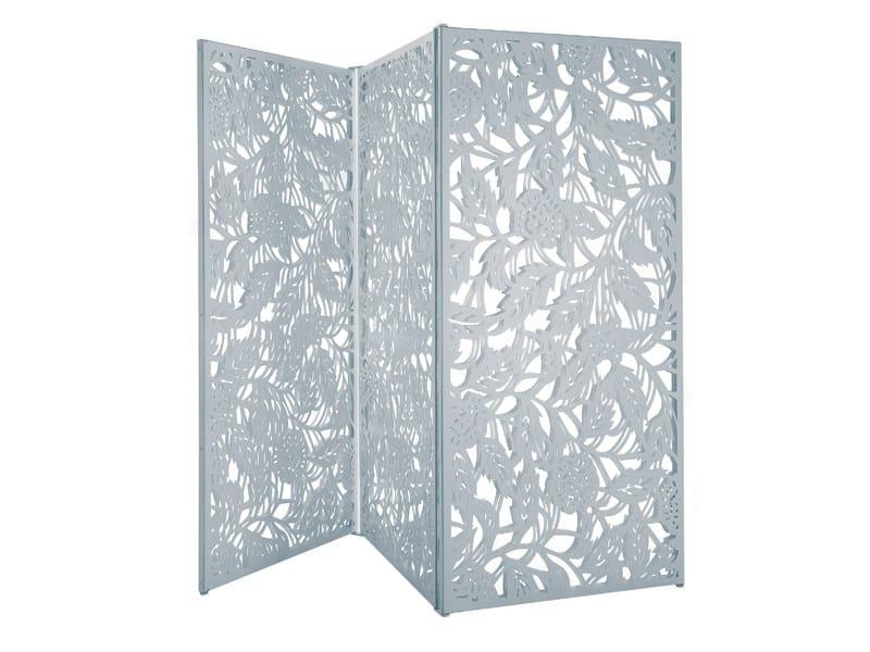 Steel room divider FIORE - Zanotta