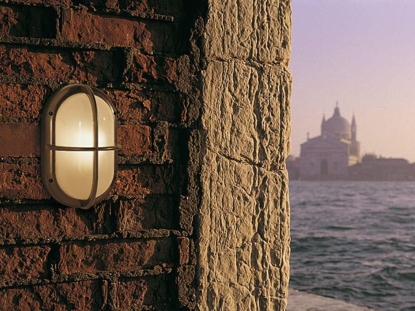 Aluminium Wall Lamp KASKO | Aluminium Wall Lamp by Goccia Illuminazione
