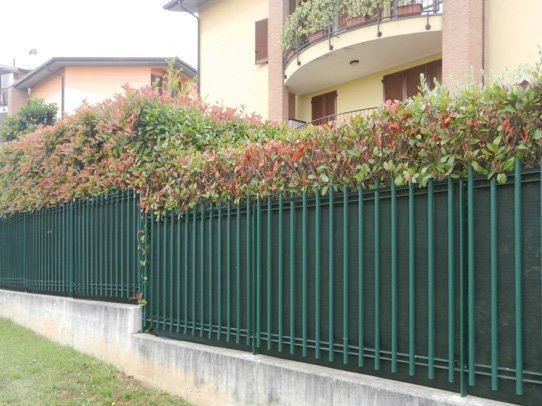 Shading net and wind screen SOLEADO by TENAX