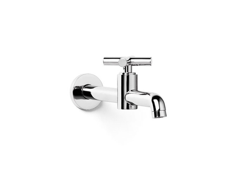 Wall-mounted 1 hole washbasin tap TARA | 1 hole washbasin tap - Dornbracht
