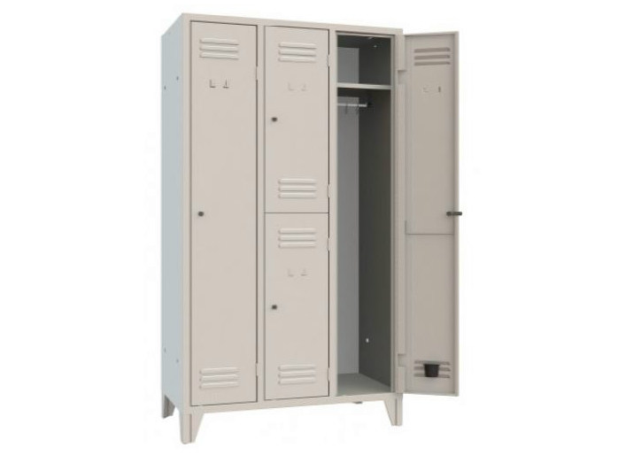 Metal Locker COMBI AR 121 by Castellani.it