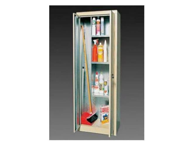 Metal utility cabinet ZPS10040180 | Utility cabinet - Castellani.it