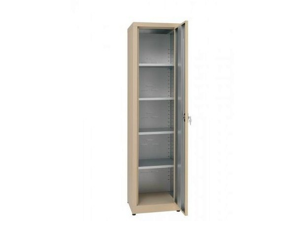 Office storage unit with hinged doors with lock ZTP4540180 | Office storage unit - Castellani.it