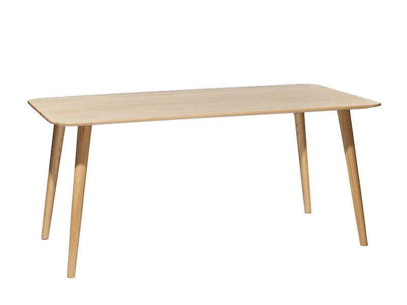 Rectangular dining table MALMÖ | Rectangular table - TON