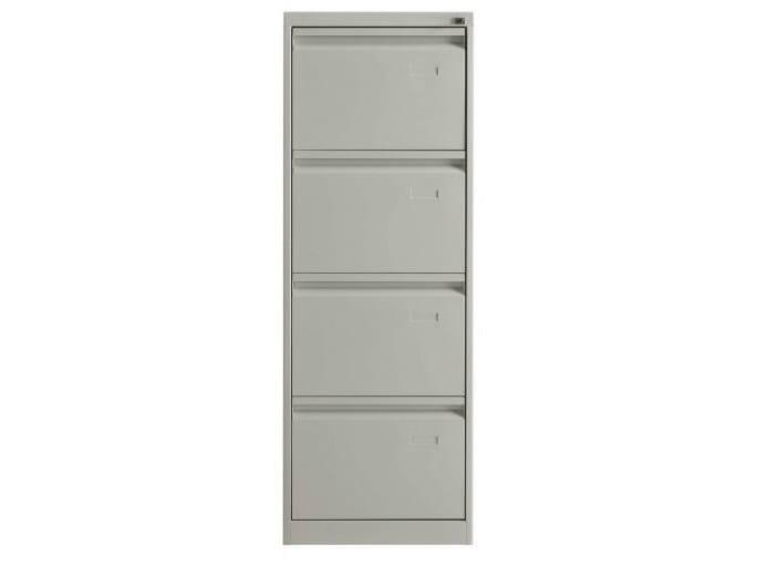 Metal filing cabinet 106.804   Filing cabinet - Castellani.it