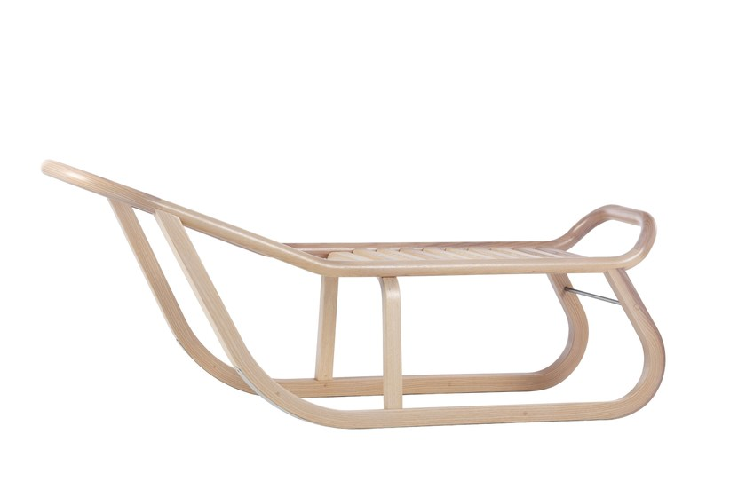 Wooden game SLED - TON