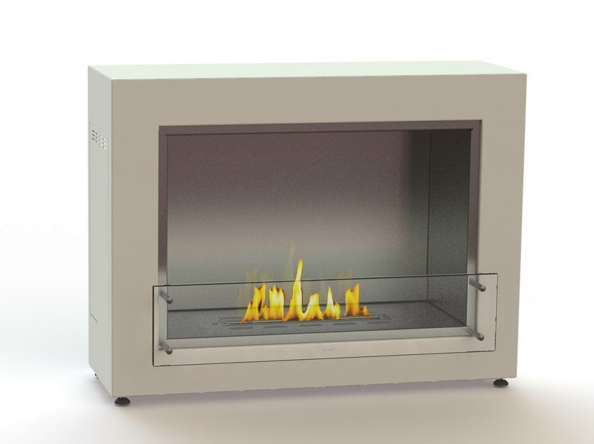 Bioethanol steel fireplace MUBLE 1050 CREA7ION - GlammFire