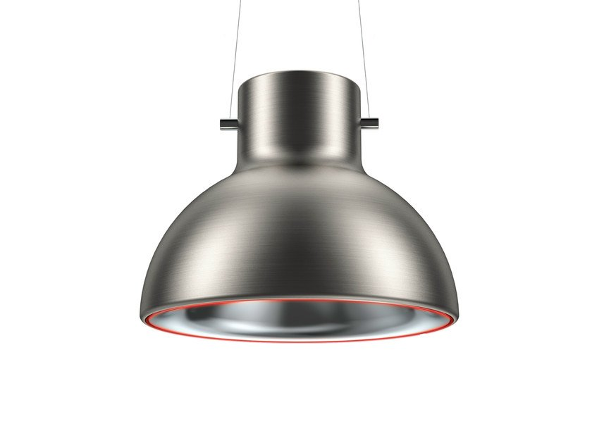 LED direct-indirect light aluminium pendant lamp ARCHEO | Pendant lamp - FLASH DQ by LUG Light Factory