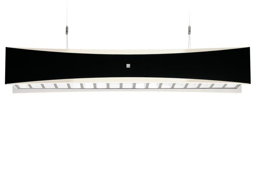 LED steel pendant lamp OKINAWA - FLASH DQ by LUG Light Factory