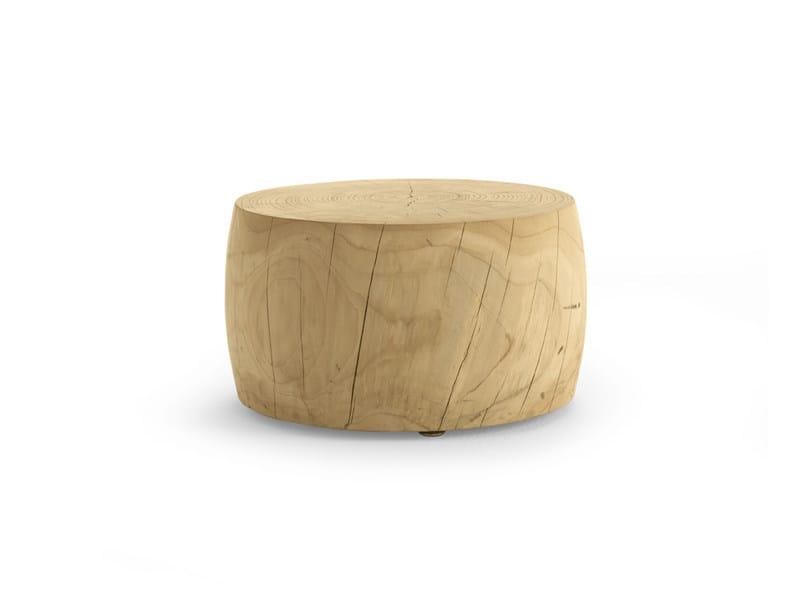 Design wooden coffee table PADANO - Riva 1920