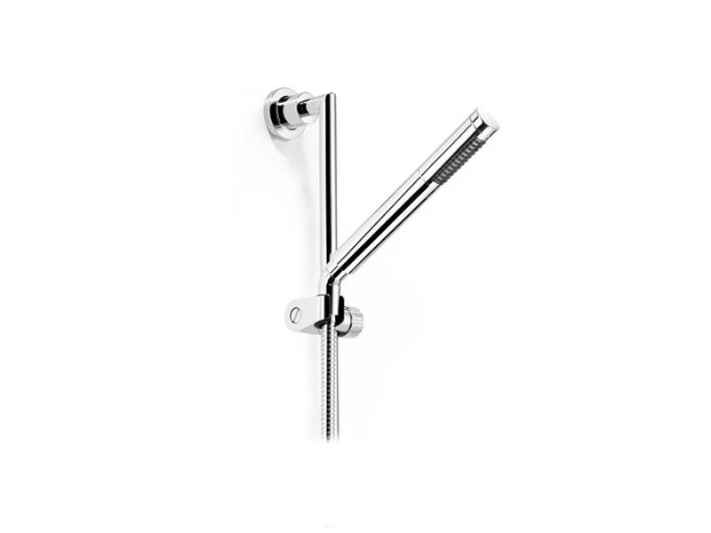Wall-mounted handshower with shower wallbar TARA | Handshower with hose - Dornbracht