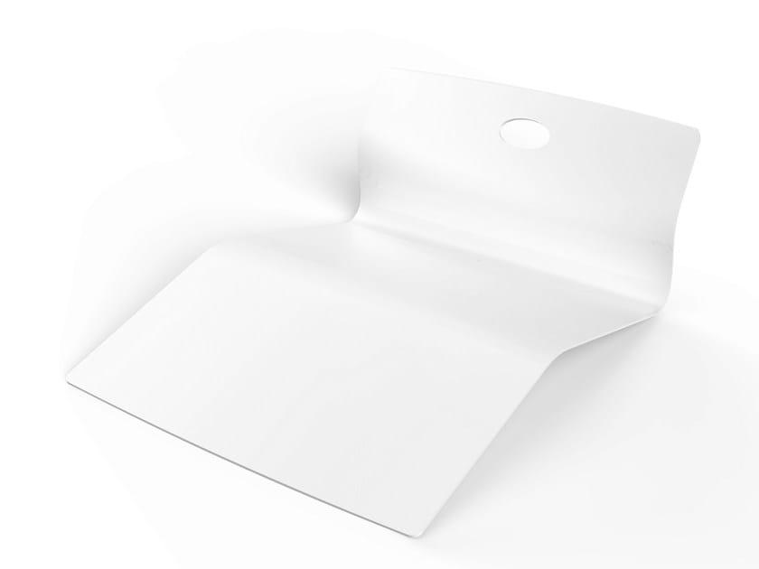 Double Corian® garden bed LOW | Double garden bed - VITEO