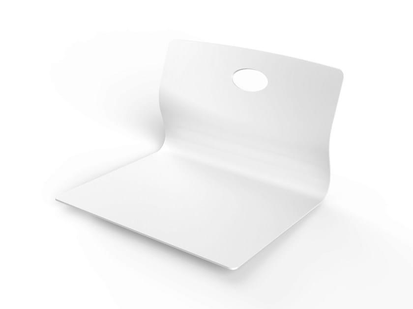 Ergonomic Corian® chair LOW | Chair by VITEO