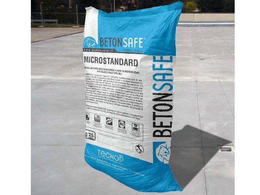 Additive for cement and concrete MICROSTANDARD by BETONSAFE