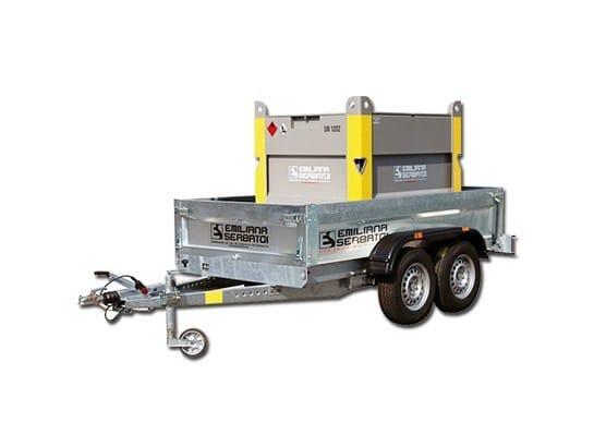 Lorry, tractor, trailer SPEEDY TANK - EMILIANA SERBATOI