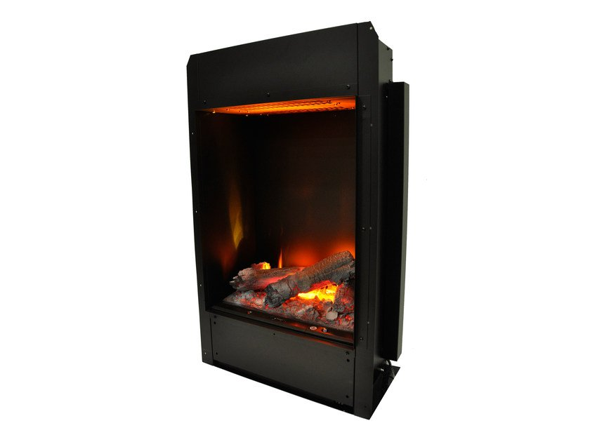 Electric built-in fireplace with remote control KIT GLAMM H3D 800 - GlammFire