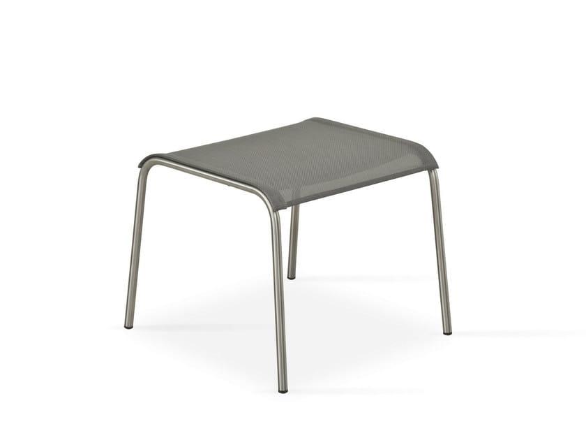Fabric garden stool TAKU | Stool - FISCHER MÖBEL