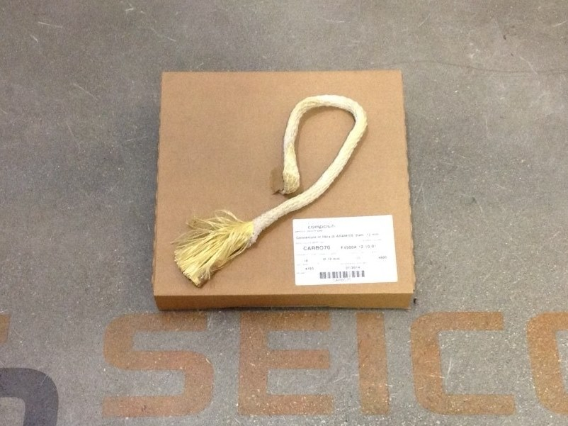 Reinforcing fibres FIOCCO AR - Seico Compositi
