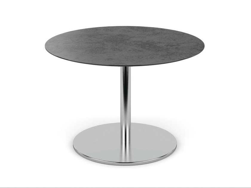 Round contract table SWING | Round table by FISCHER MÖBEL