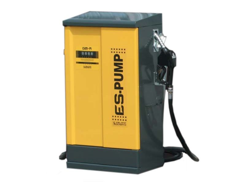 Energy production and distribution plant ES-PUMP GLM-M - EMILIANA SERBATOI