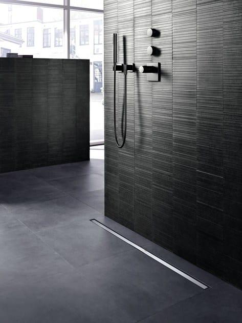 Scarico per doccia in acciaio CLEANLINE - Geberit Italia