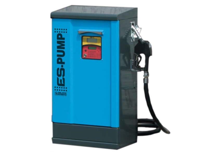Energy production and distribution plant ES-PUMP GLM-C - EMILIANA SERBATOI