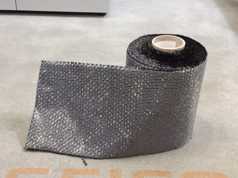Reinforcing fabric NASTRO QD/HT by Seico Compositi