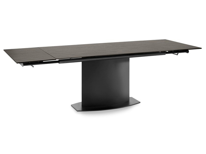 Extending rectangular table DISCOVERY by DOMITALIA