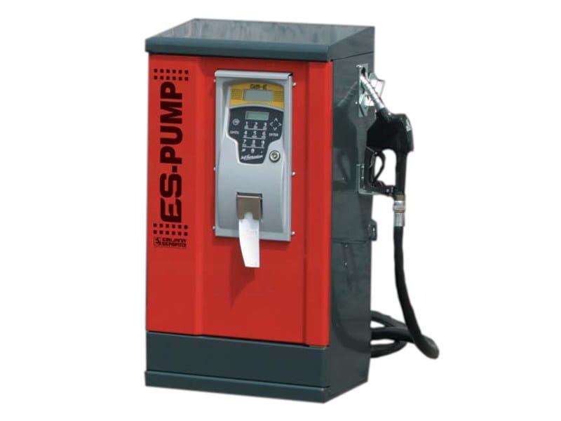 Energy production and distribution plant ES-PUMP GLM-E - EMILIANA SERBATOI