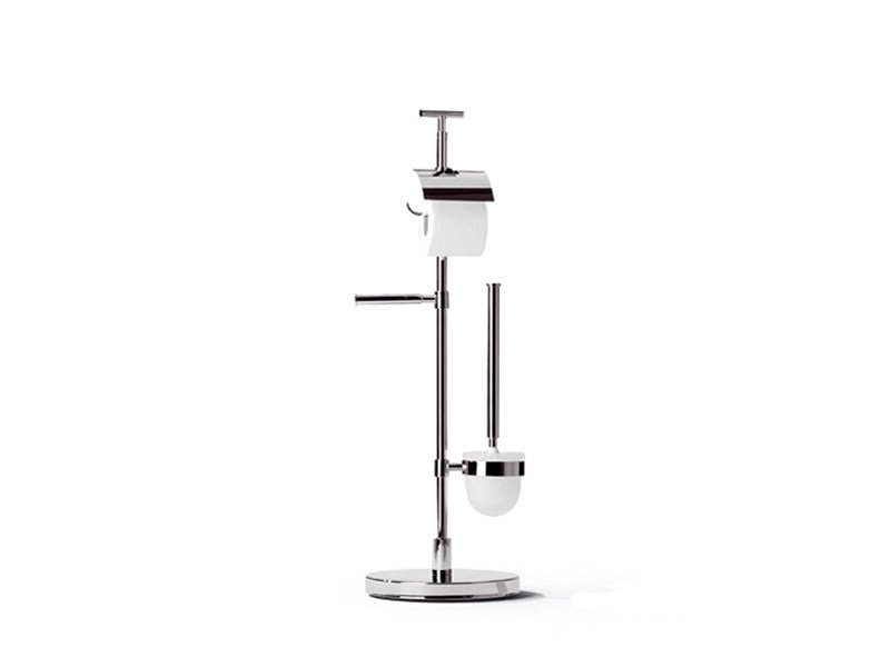 Toilet roll holder / toilet brush TARA | Toilet roll holder - Dornbracht