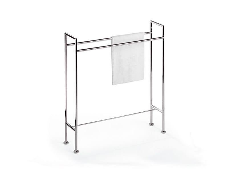 Porta asciugamani 84 200 970 collezione tara by dornbracht for Porta asciugamani da terra