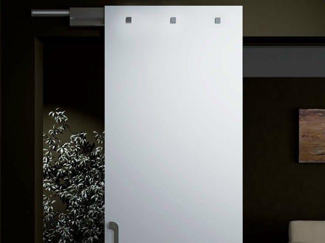 Metal sliding door track Fly® V-8600 - Metalglas Bonomi