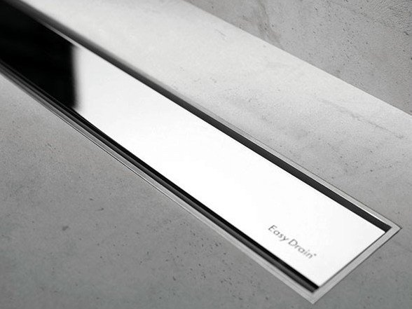 Shower channel MODULO TAF CHROME-PLATED by ESS Easy Drain