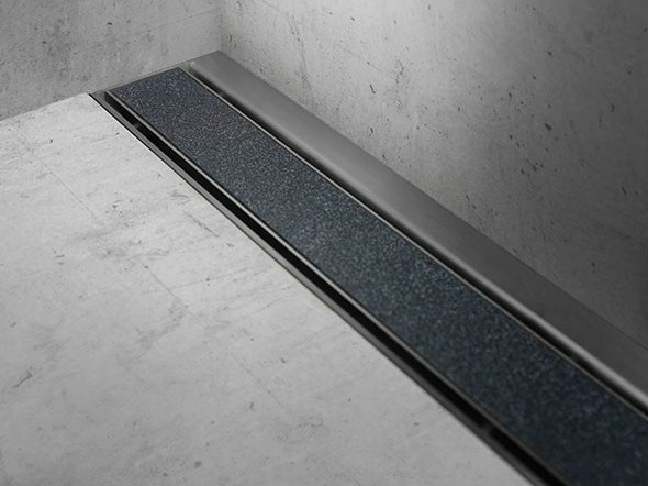 Shower channel MODULO TAF WALL TILE - Easy Sanitary Solutions