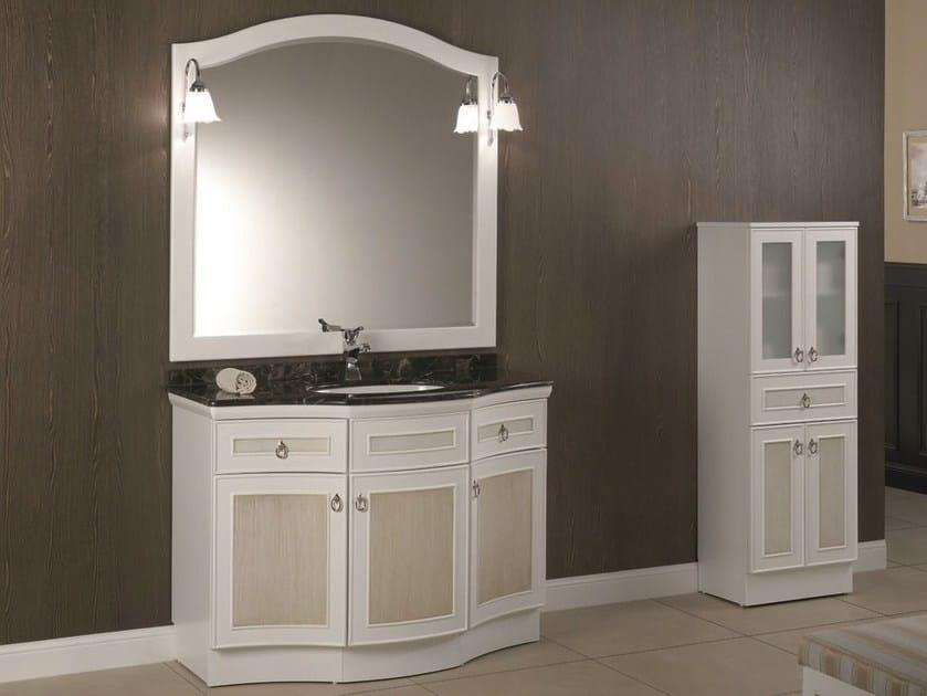 Floor-standing console sink DYANA 01 - Mobiltesino