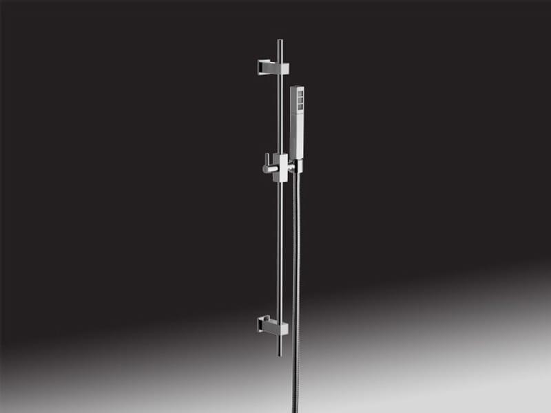 Shower wallbar with hand shower 3218QD | Shower wallbar with hand shower - Giulini G. Rubinetteria