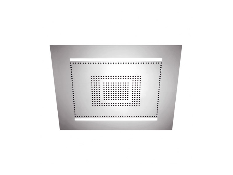 Ceiling mounted rain shower