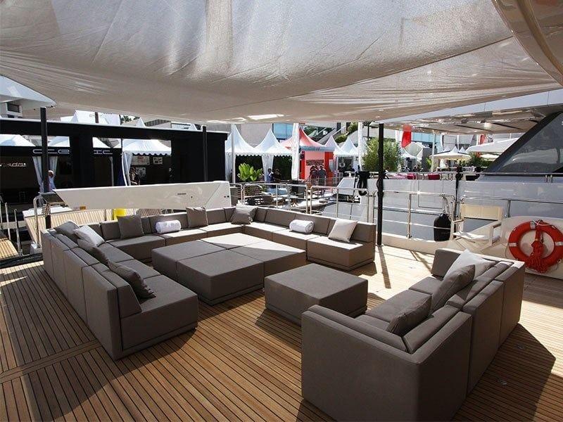 Modular garden sofa ANTIGUA   Sofa - Sérénité Luxury Monaco