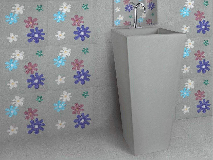 Natural stone wall/floor tiles FLOWERS | Wall/floor tiles - DANILO RAMAZZOTTI ITALIAN HOUSE FLOOR