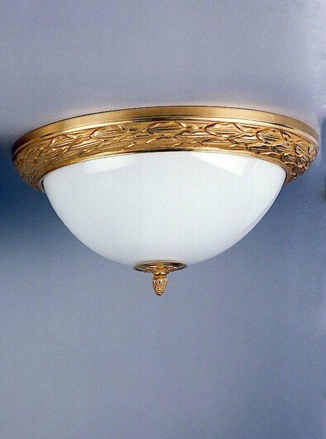 Bronze ceiling light 30505 | Ceiling light - Tisserant