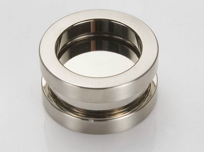 Closed sliding-handle Ø 40 V-526 by Metalglas Bonomi