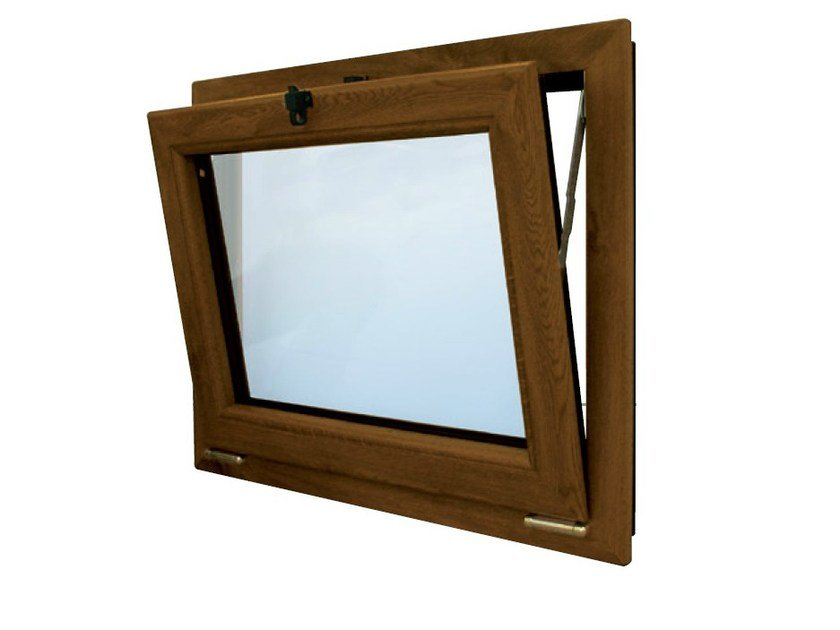 PVC bottom-hung window Bottom-hung window - Agostinigroup